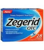 Zegerid OTC Capsule 28ct