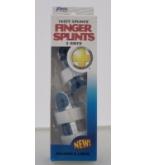 Flents Finger Splints 2-Sided Medium & Large