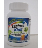 Centrum Kids Chewables Multvitamin/Multimineral Supplement 80