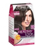 Loreal Pairs Healthy Look Crème Gloss Color 4-Dark Brown