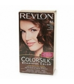 Revlon Color Silk Beautiful Color Medium Golden Chestnut Brown #46****OTC DISCONTINUED 2/28/14