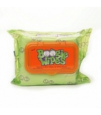 Boogie Wipes Gentle Saline Wipes for Stuffy Noses Fresh Scent - 30