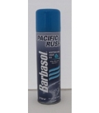 Barbasol Pacific Rush Moisturizing Shave Gel with Aloe and Vitamin E 7 Ounces