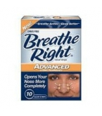 Breathe Right Advanced Clear Strips - 26