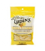 Ludens Honey Lemon Throat Drops 30ct Bag