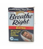 Breathe Right Nasal Strips Extra 26ct