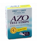 AZO Test Strips 3/Box