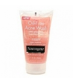 Neutrogena Oil-Free Acne Wash Pink Grapefruit Foaming Scrub 4.2 oz