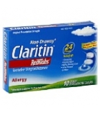 Claritin RediTabs Indoor & Outdoor Allergies Orally Disntegrating Tab 10ct