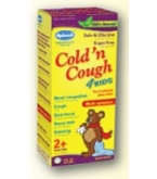 Hylands Cold N' Cough 4 Kids Multi-Symptom 100% Natural 4 Ounces