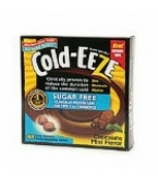 Cold-Eeze Cold Remedy Orally Dissolving Tablets Sugar Free Chocolate Mint Flav Box  48ct