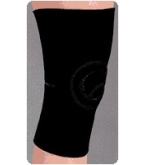 Knee Sleeve Prostyle Closed Patella Black Medium-Bell Horn