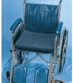 Mastex Gel-Eeze Wheelchair Cushion 2 Inches 18 x 16