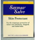 Sayman Salve Skin Protectant 4 oz
