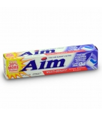 Aim Toothpaste Tartar Control  Mulit-Benefit Cool Mint Gel 6oz