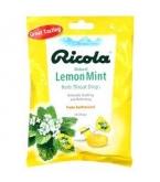Ricola C Drop Lemon Mint - 24 ct Bag