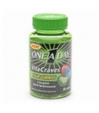 One A Day Vita Craves Complete Adult Multivitamin Sour Gummies - 50