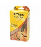 Futuro Restoring Pantyhose for Women Firm Medium Nude 1 Pair