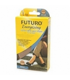 Futuro Energizing Ultra Sheer Knee Highs for Women Mild LG Nude 1 Pair