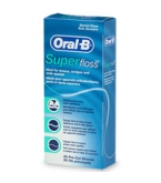 Oral B Super Floss Mint - 50 Pre-Cut Strands****OTC DISCONTINUED 2/28/14