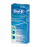 Oral B Super Floss 50 Pre-Cut Strands