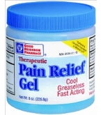 Good Neighbor Pharmacy Therapeutic Blue Gel  8oz