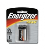 Eveready Battery Energizer 9V  Each
