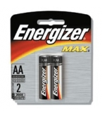 Eveready Battery Energizer AA  2/Pk