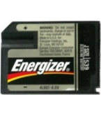 Eveready Battery Photo 7K67  6 volt J Battery  Each