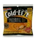 Cold-Eeze Cold Remedy Lozenges All Natural Honey Lemon Bag 18ct