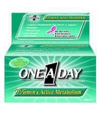 One A Day Womens Active MetabolismTablets - 100*******MFG DISCONTINUED 2/14/14