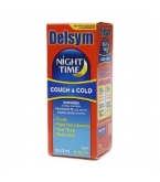Delsym Night Time Cough & Cold - 4 oz.