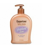 Coppertone Sunless Tanning Gradual Tan Moisturizing Lotion 9oz