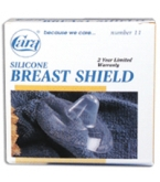 Breast Shield Silicone Each
