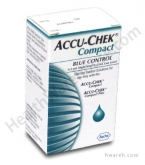 Accu-Chek Compact Blue Control Solution