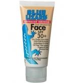 Blue Lizard Australian Sunscreen Face Cream SPF 30+ (3oz Bottle)