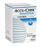 Accu-Chek SmartView Glucose Control Solution-1 x 2.5 mL