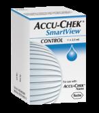 Accu-Chek SmartView Glucose Control Solution-1 x 2.5 mL