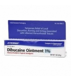 Dibucaine 1% Ointment (Perrigo) - 1 oz Tube*******MFG DISCONTINUED 2/14/14