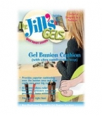 Dr. Jill's Gel Bunion Cushion with Ultra Comfortable Loop - Regular Size - 1 Count Box