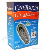 OneTouch UltraMini Diabetes Blood Glucose Monitoring System - Limelight