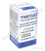 TRUEread Diabetic Test Strips - 50 Strips