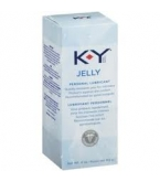 K-Y Personal Lubricating Jelly 4 oz