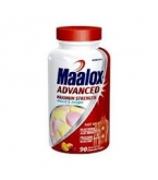 Maalox Advanced Maximum Strength - Chewable - Assorted Fruit - 65 Count Bottle***MFG ISSUES --- UNAVAILABLE 2/26/14