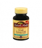 Nature Made Cod Liver Oil Softgels - 100****OTC DISCONTINUED 2/28/14