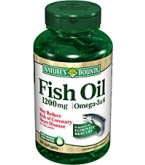Nature Made Fish Oil Softgels - 100 Softgels