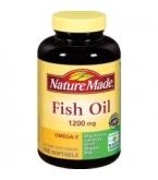 Nature Made Fish Oil Softgels - 100 Softgels
