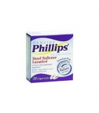 Phillips Stool Softener Liquid Gels - 30 Gels