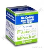 Prodigy Autocode Diabetic Test Strips - 50 Strips