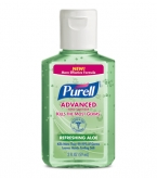 Purell Advanced Hand Sanitizer - Refreshing  Aloe - 2 oz****OTC DISCONTINUED 2/28/14